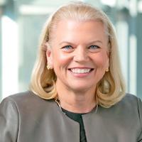 Ginni Rometty, CEO IBM