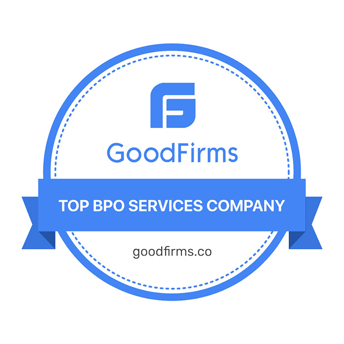 GoodFirms Top BPO