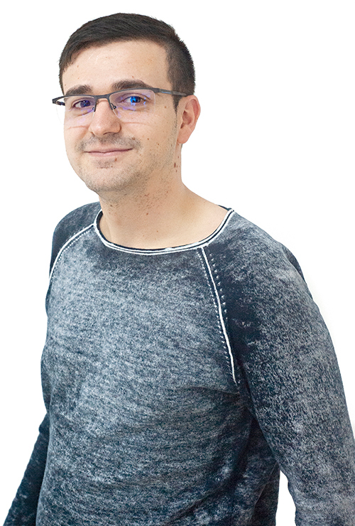 Ivan Georgiev | Mid Softwareentwickler