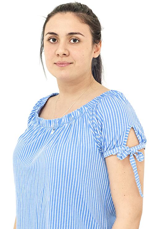 Stanimira Yovcheva | Junior Software Engineer